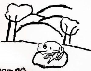 FrogSampleArt