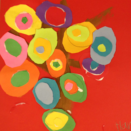 KidsART • ages 4-5 and 6-7