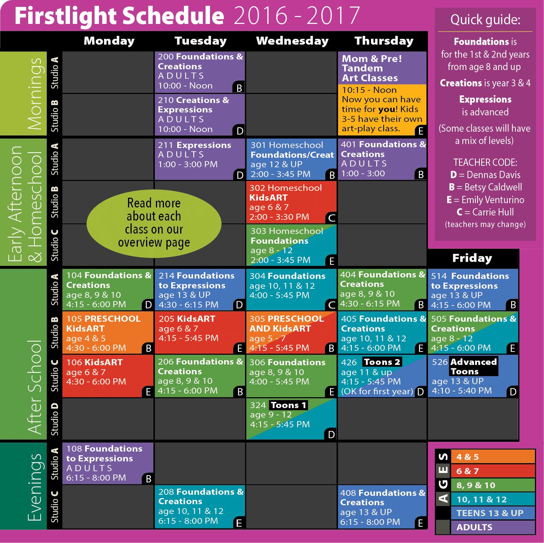 schedule2016-17