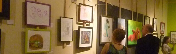 Art Show – Leave the Framing to Us!