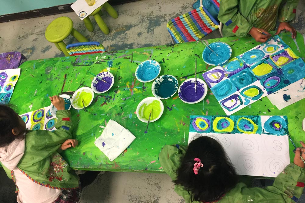 Firstlight   Personalized art instruction for enthusiastic